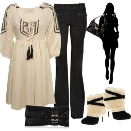 latest-Winter-Casual-Wear-dresses-for-Women-trends-2013-7[1]